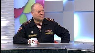 27 марта югорские сотрудники отметят День войск национальной гвардии Российской Федерации