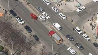 NOW: Toronto van incident