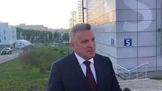 Вячеслав Шпорт рассказал об итогах госсовета