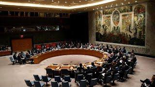 Совбез ООН обсудит предполагаемую химатаку в Сирии