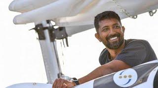 Индийского яхтсмена спасли