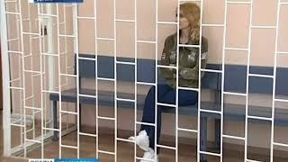 Надежде Маршалкиной в ходе судебного заседания понадобилась поддержка медиков