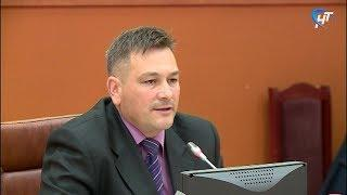 Председателем Думы Великого Новгорода выбран Алексей Митюнов