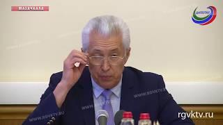 Владимир Васильев провел селекторное совещание с главами МО и городских округов республики