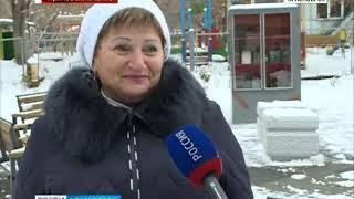 Прямое включение: в Октябрьском районе Красноярска открывается новый сквер