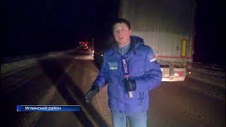 Корреспондент «Вестей» работает на месте ДТП с 9 погибшими