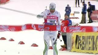 Олимпийские чемпионы Никита Крюков и Евгений Дементьев примут участие в Деминском лыжном марафоне