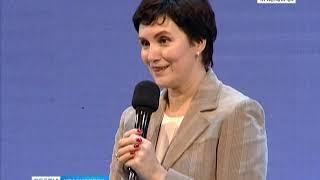 """В конгресс-холле СФУ состоялся тренинг """"Эффективный мечтатель"""""""
