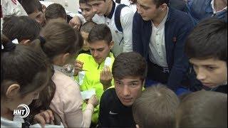 В СОШ № 59 г. Махачкалы будут обучать футбольному мастерству!
