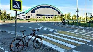 Велосипедисты Югры сдают экзамен по правилам дорожного движения
