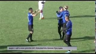 «Шинник» в очередном матче Первенства ФНЛ переиграл «Химки»