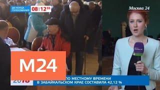 Люди без постоянной регистрации в Москве могут отдать голос на Казанском вокзале - Москва 24