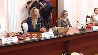 Губернатор встретился с кубанскими спортсменками