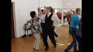 Вторую молодость самарским пенсионерам дарят танцы