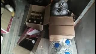 В Саратове выявлен факт торговли контрафактным алкоголем