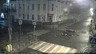 ДТП на ул. Орджоникидзе и ул. Кирова 06.12.2018