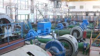 На юге Волгограда модернизировали водоочистные сооружения