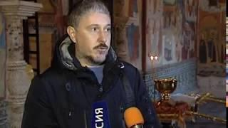 На церковь Ильи Пророка вернут отреставрированные кресты