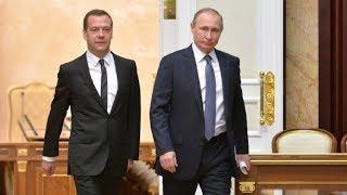 Владимир Путин и Дмитрий Медведев приедут на Ставрополье