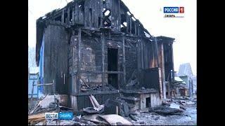 Подростки вытащили из горящего дома троих детей в Хакассии