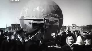 «Кинохроники Красноярья»: как проходила демонстрация 1 мая во времена Советсткого Союза