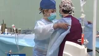Ростовская областная больница - лидер по числу малотравматичных операций