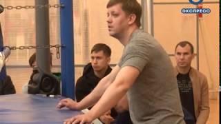 В Пензе состоялось открытое первенство области по фитнес-боксу