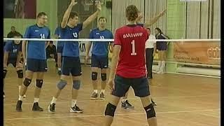 Проблемы владимирского волейбола