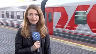 """Саратовский лауреат """"Учителя года России-2018"""" спела песню на вокзале. Подробности"""