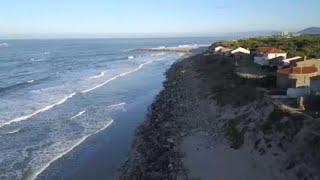 Португальское побережье и экспансия океана