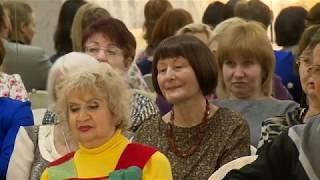 Арнольд Райник дарит пермским женщинам стихи