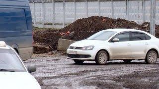 Ремонт дорог в рамках федерального проекта стартовал в Краснодаре