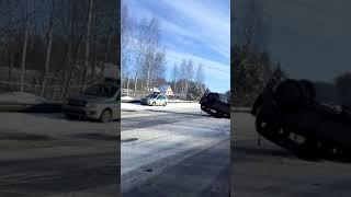 Авария на Федосеенко