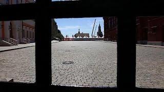 Красная площадь на замке