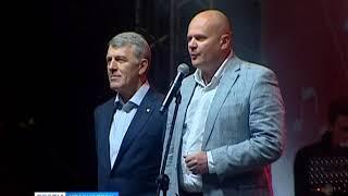 Красноярцам устроили праздник на Театральной площади