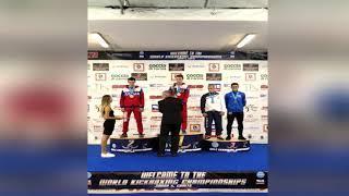 Хабаровчанин стал чемпионом мира по кикбоксингу сент 2018 Лидо ди Езоло
