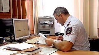 Югорские полицейские задержали наркомана