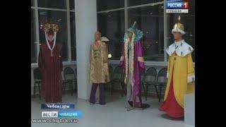 В Художественном музее открылась выставка, посвящённая 75-летию Союза театральных деятелей Чувашии