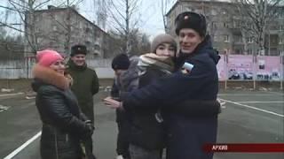03 04 2018 Весенний призыв на военную службу начался в Удмуртии