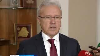 Губернатором Красноярского края избран Александр Усс