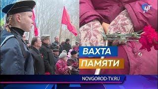 До годовщины освобождения Новгорода от фашистской оккупации осталось меньше 75 дней