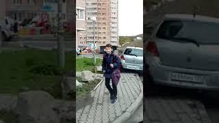 Во Владивостоке в новом жилом микрорайне Снеговая Падь рушится высотка