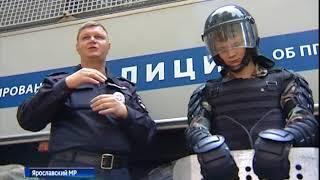 В детском оздоровительном лагере им.М.Горького прошла акция «Территория безопасности»