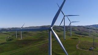 Ветроэлектростанцию построят в ближайшие годы на Тамани