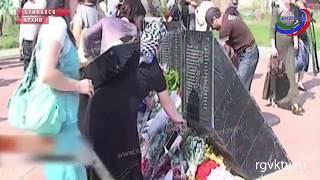В Буйнакске сегодня вспоминают трагические события девятнадцатилетней давности