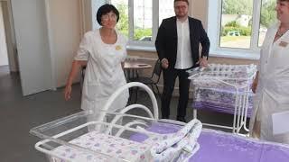 В детской областной больнице после ремонта открылось отделение патологии новорожденных