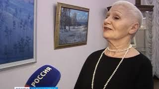Вдова живописца передала полную коллекциюработ мастера в дар Гусевскому музею