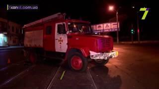 В Одессе автомобиль пожарных попал в ДТП: есть пострадавшие