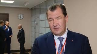 26 11 2018 Представители «Лукойла» встретились с Главой Удмуртии в Ижевске