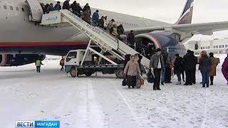 Колымчане раскупили почти все имеющиеся авиабилеты на московском направлении на лето